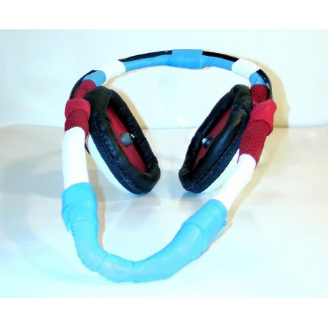 HaloSurround Circular Headphone EarPad Design